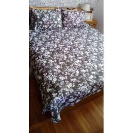 Спално бельо, Памук, Brown Tetris
