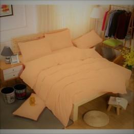 Спално бельо с Пролетна олекотена завивка, Праскова