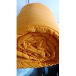 Олекотена завивка зимна, оранжево