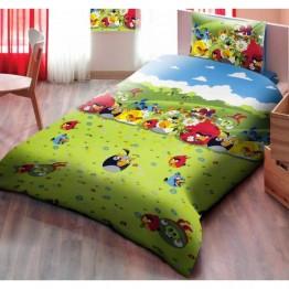 Детско спално бельо, Angry Birds