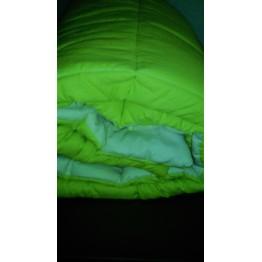 Олекотена завивка, Green/Light blue