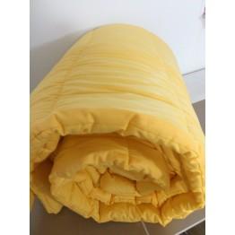 Зимна олекотена завивка, Жълто