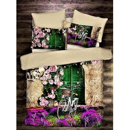 3D спално бельо, Quarter Garden