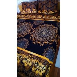 Спално бельо, Памук, Black Detail