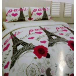 Олекотена завивка, Памук, Amore Paris
