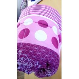 Олекотена завивка, Flat Purple