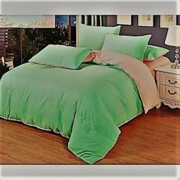 Спално бельо, Памук, Green