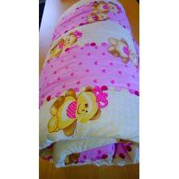 Детска олекотена завивка, Teddy Bear