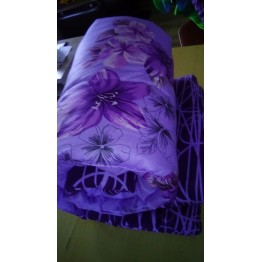 Олекотена завивка, Purple Flower
