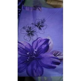 Спално бельо, Калъфки, Purple Flower