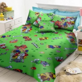 Детско спално бельо, Paw