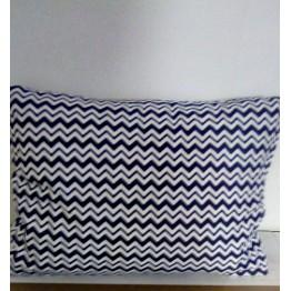 Спално бельо, Калъфки, Blue Pattern