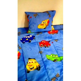 Бебешко спално бельо, Cars