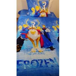 Детско спално бельо, Frozen