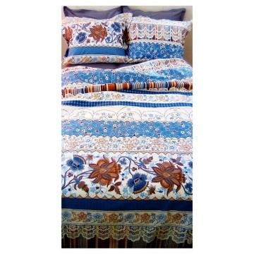 Спално бельо, Ранфорс, Blu Mosaic | Rubi-bg.com